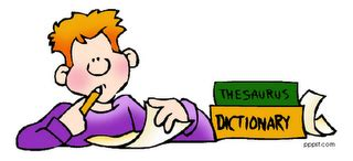 Glossary of essay writing terms